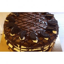 Oreo taart 10 pers