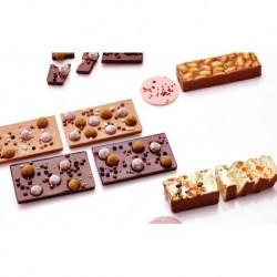 Chocolade reep wit