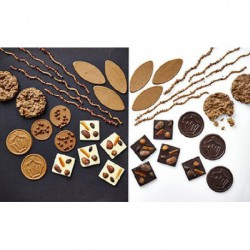 Chocolade puur 100 gram